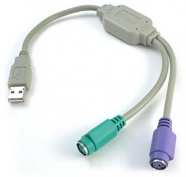 Adaptador USB p/ PS2